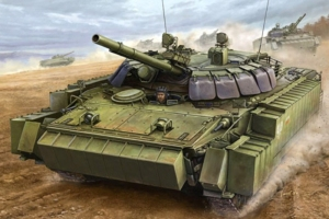 Trumpeter 00365 Russian BMP-3 IFV