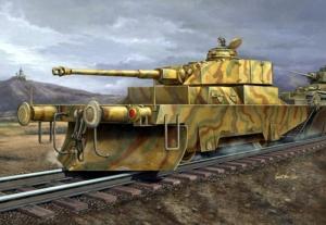 Trumpeter 00369 German Panzerjagerwagen Vol. 2