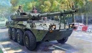 Trumpeter 00388 Spanish Army VRC-105 Centauro RCV