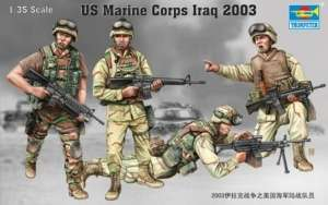 Trumpeter 00407 US Marine Corps Iraq 2003