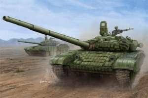 Trumpeter 00925 T-72B1 MBT skala 1:16