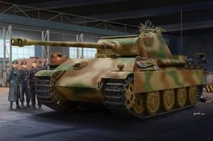 Trumpeter 00929 Czołg Sd.Kfz.171 Panther G skala 1-16