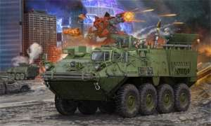 Trumpeter 01512 M1129 Stryker Mortar Carrier Vehicle MC-B