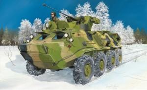 Trumpeter 01545 Pojazd BTR-60PB Upgraded skala 1-35