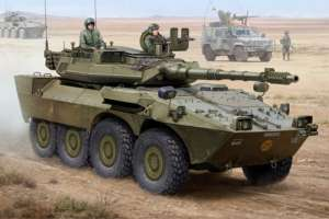Trumpeter 01564 B1 Centauro AFV Early Version (2nd series) with upgrade armor