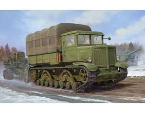 Trumpeter 01573 Russian Voroshilovets Tractor