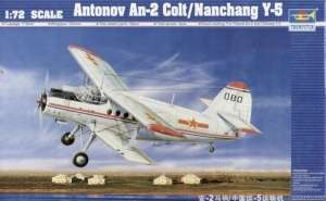 Trumpeter 01602 Antonow An-2 Colt - Nanchang Y-5