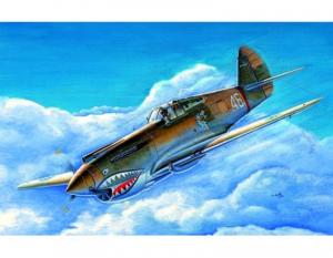 Trumpeter 01632 Samolot P-40B/C Warhawk model 1-72