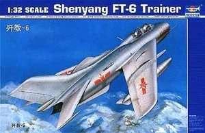 Trumpeter 02208 Shenyang FT-6 Trainer