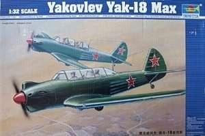 Trumpeter 02213 Yak-18 Max