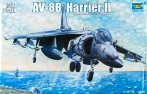 Trumpeter 02229 AV-8B Harrier II