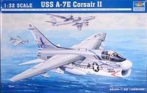 Trumpeter 02231 USS A-7E Corsair II
