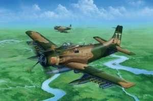 Trumpeter 02254 Douglas A-1J AD-7 Skyraider