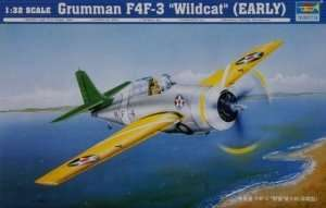 Trumpeter 02255 F4F-3 Wildcat (Early)