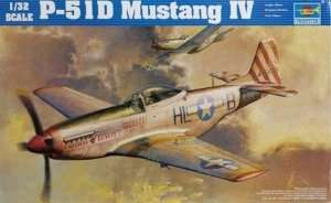 Trumpeter 02275 P-51D Mustang IV