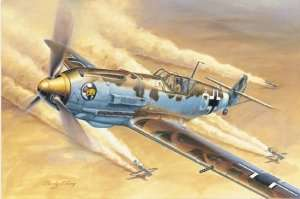 Trumpeter 02290 Messerschmitt Bf109 E-4/Trop