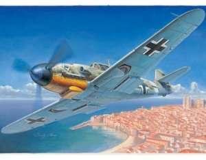 Trumpeter 02292 Messerschmitt Bf109 F-4