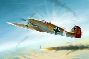 Trumpeter 02293 Messerschmitt Bf109E-4/Trop