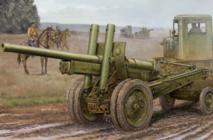 Trumpeter 02325 Armata polowa A-19 122mm Mod.1937