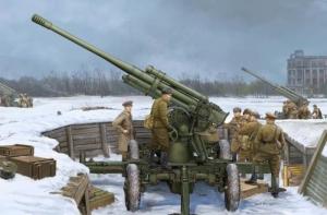 Trumpeter 02341 Armata przeciwlotnicza 52-K 85mm wz.1939