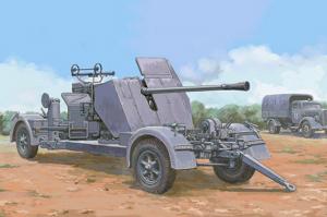 Trumpeter 02350 Armata 5cm FlaK 41 model 1-35