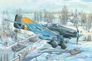 Trumpeter 02425 Samolot Junkers Ju-87G-2 Stuka