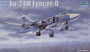 Trumpeter 02835 Su-24M Fencer-D