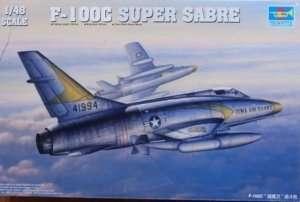 Trumpeter 02838 F-100C Super Sabre