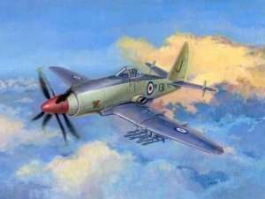 Trumpeter 02843 Wyvern S.4(Early Version)