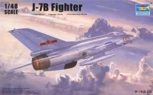 Trumpeter 02860 J-7B Fighter