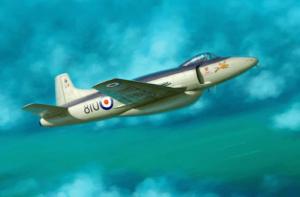 Trumpeter 02867 Supermarine Attacker FB.2 Fighter