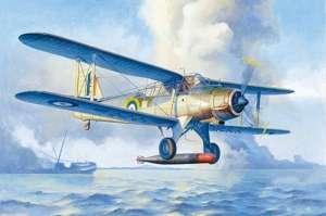 Trumpeter 02880 Fairey Albacore Torpedo Bomber