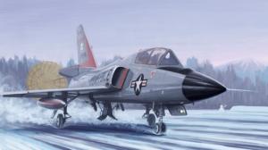 Trumpeter 02892 US F-106B Delta Dart