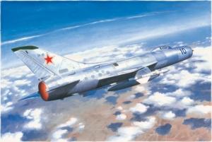 Trumpeter 02898 Samolot Su-11 Fishpot