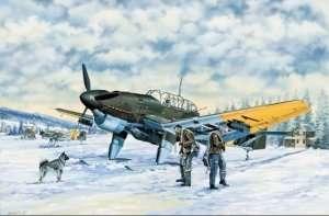Trumpeter 03215 Junkers Ju-87B-2/U4 Stuka model 1-32