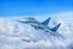 Trumpeter 03223 MiG-29A Fulcrum 1-32