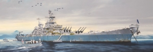 Trumpeter 03705 USS Missouri BB-63 skala 1-200