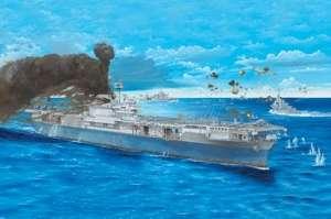 Trumpeter 03711 Lotniskowiec USS Yorktown CV-5 skala 1-200