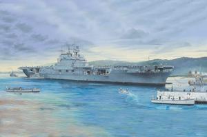 Trumpeter 03712 Lotniskowiec USS Enterprise CV-6 model 1-200