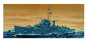Trumpeter 05305 Niszczyciel USS England DE-635 skala 1-350