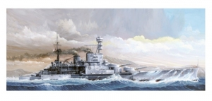 Trumpeter 05312 HMS Repulse Battlecruiser