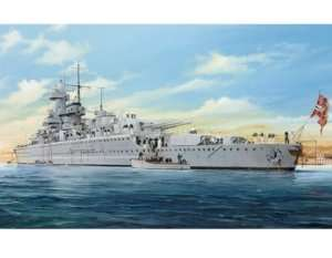 Trumpeter 05316 Pocket Battleship Admiral Graf Spee