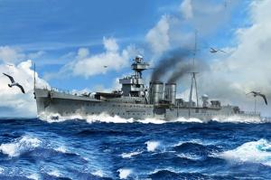 Trumpeter 05362 Okręt HMS Calcutta model 1-350