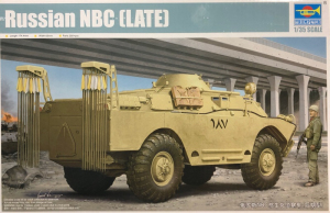 Trumpeter 05516 Russian NBC late