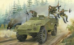 Trumpeter 05517 Transporter opancerzony BTR-40 APC