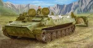 Trumpeter 05578 Radziecki transporter pływający MT-LB