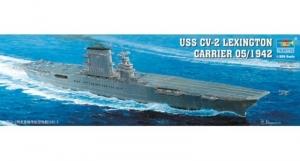 Trumpeter 05608 Lotniskowiec USS Lexington CV-2