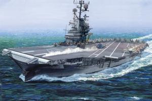 Trumpeter 05618 Lotniskowiec USS Intrepid CV-11 model 1-350