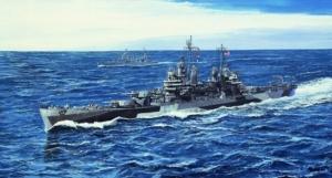 Trumpeter 05726 Lotniskowiec USS Pittsburgh CA-72
