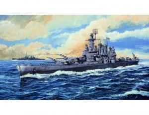 Trumpeter 05735 Pancernik USS Washington BB-56